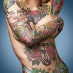 Women's tattoos