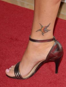 Megan Fox's Tattoos, megan foxs number
