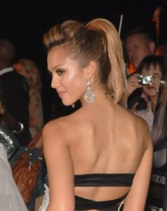does jessica alba have tattoos