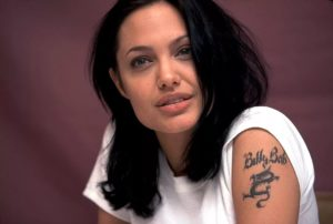 Angelina Jolie Tattoos, Angelina Jolie Tattoo, angelina jolie and billy bob thornton tattoo, angelina jolie billy bob tattoo
