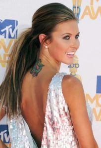 Audrina Patridge's Tattoo