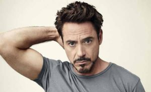 Robert Downey Jr. Tattoo