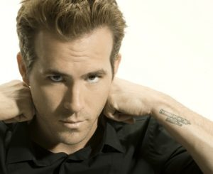 ryan reynolds cannon tattoo,