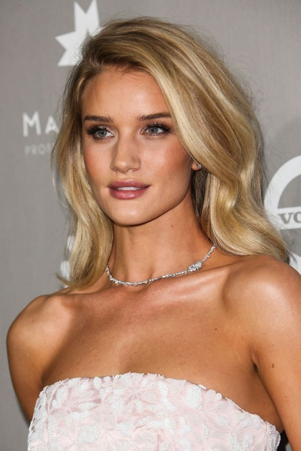 Rosie Huntington-Whiteley's Tattoo