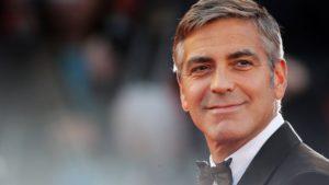 George Clooney Tattoo