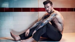 David Beckham's Tattoos