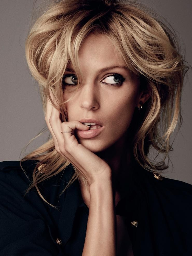 Anja Rubik Tattoos
