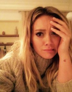 Hilary Duff's Tattoos