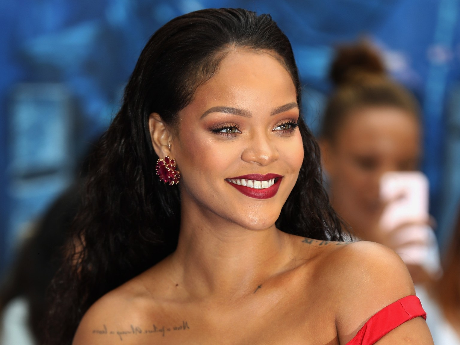 745aca7f2c2da Rihanna's Tattoos - Celebrities tattoos - Tattoo Examples