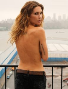 Erin Wasson Tattoos