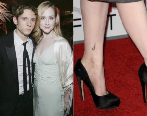 evan rachel wood jamie bell tattoo, jamie bell evan rachel wood tattoo