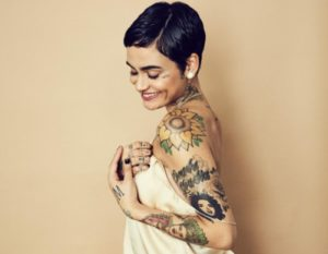 Kehlani's Tattoos