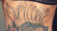 Laurence Bedard Tattoos