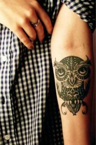 Nastya Ivleeva's tattoos