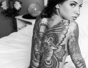 Laurence Bedard Tattoos