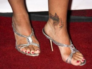 Denise Richards Tattoo