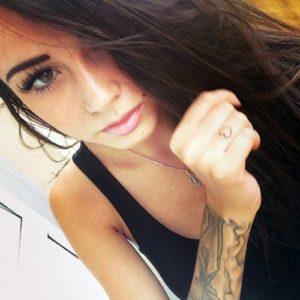 Diana Melison's tattoos