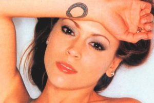 Alyssa Milano's tattoos
