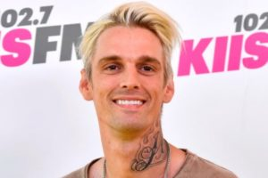Aaron Carter Tattoos