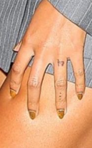 Beyonce tattoos, beyonce hand tattoo, beyonce tattoo removal, beyonce tattoo removed