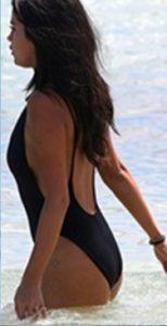 selena gomez tattoo on her hip
