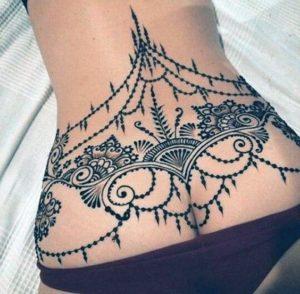mehendi simple design, colored henna designs