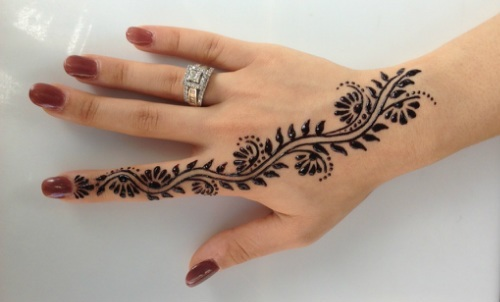 About henna tattoo