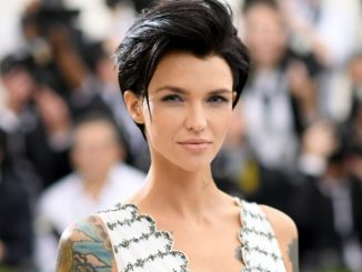 Ruby Rose tattoos