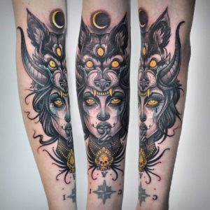 Tattoo styles