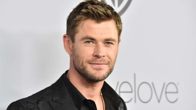 Chris Hemsworth tattoos