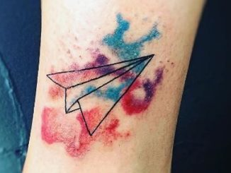 Origami Tattoo Designs