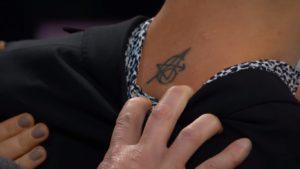 Jeremy Renner tattoos