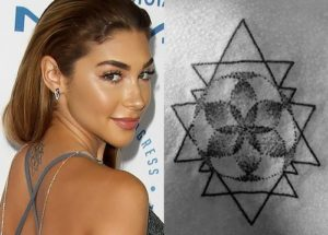 Chantel Jeffries Tattoos