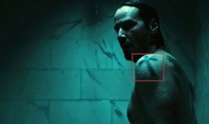 Keanu Reeves John Wick movie tattoos