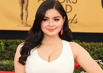 Ariel Winter Tattoos