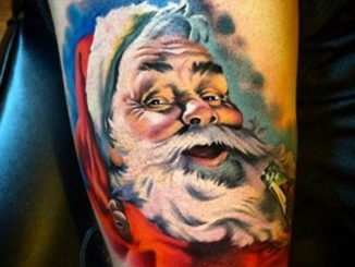Christmas Tattoos Designs
