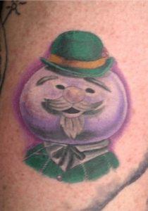 Christmas Tattoos Designs