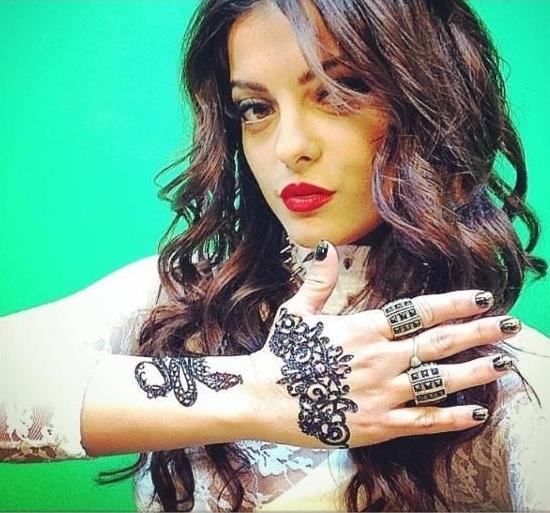 Bebe Rexha Tattoos