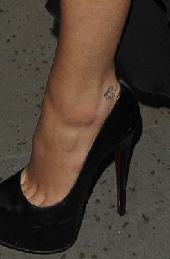 Lily Allen Tattoos