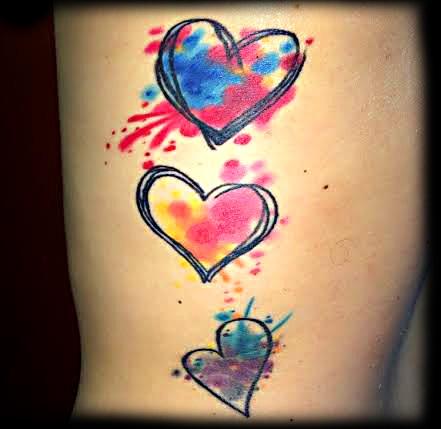 Valentine's Day Tattoos